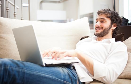 séduire une femme sur le net
